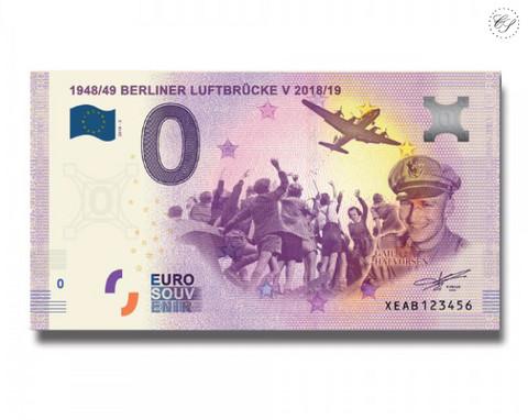 Saksa 0 € 2019 Berliinin ilmasilta 1948/49 UNC