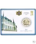 Luxemburg 2 € 2019 Yleinen äänioikeus 100 v. BU coincard