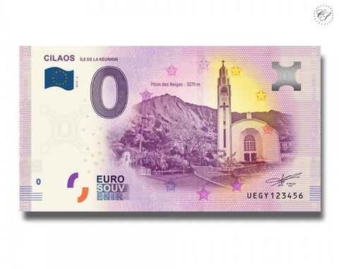 Ranska 0 € 2019 Cilaos - Íle de la Réunion UNC