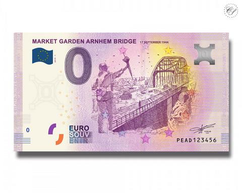 Alankomaat 0 € 2019 Market Garden Arhem-silta