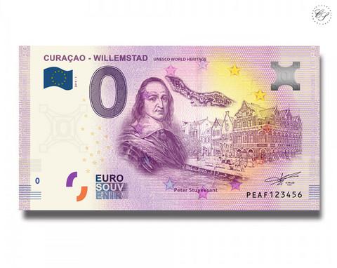 Alankomaat 0 € 2019 Curacao - Willemstadt UNC