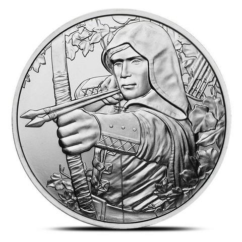 Itävalta 2019 Robin Hood 1 oz HOPEA