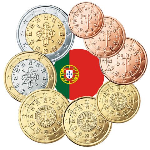 Portugali 1s - 2 € 2019 BU