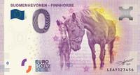 Suomi 0 € 2019 Suomenhevonen UNC