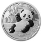 Kiina 10 ¥ 2020 Panda 30g HOPEA