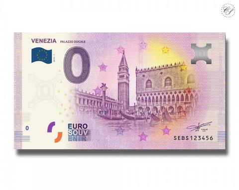 Italia 0 € 2019 Venetsia - Palazzo Ducale UNC