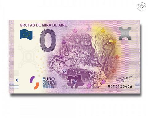 Portugali 0 € 2019 Grutas de Mira de Aire UNC