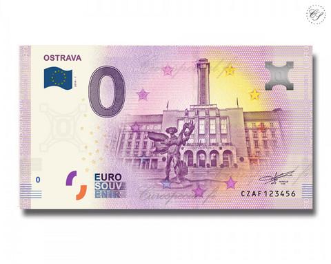 Tsékki 0 € 2019 Ostrava UNC
