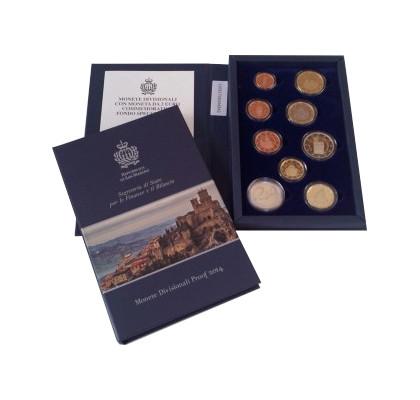 San Marino 2014 Proof rahasarja 5,88 €