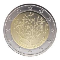 Viro 2 € 2020 Tarton rauha 100 vuotta