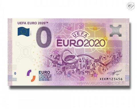 Saksa 0 € 2020 UEFA Euro 2020 UNC