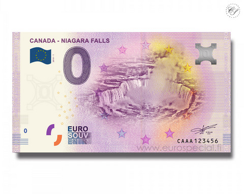 Kanada 0 € 2019 Niagara Falls UNC