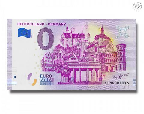 Saksa 0 € 2020 Deutschland - Saksa UNC