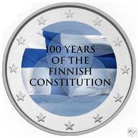 2 € Hallitusmuoto 1919, väritetty (#6)