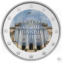 2 € Hallitusmuoto 1919, väritetty (#7)