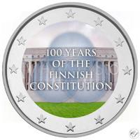 2 € Hallitusmuoto 1919, väritetty (#8)