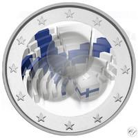2 € Hallitusmuoto 1919, väritetty (#5)