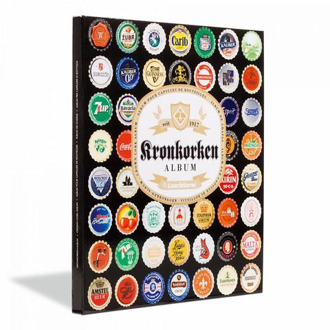 Leuchtturm Presso albumi 64 pullonkorkille