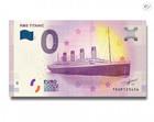 Irlanti 0 € 2020 RMS Titanic-nollaseteli UNC