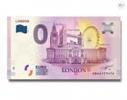 Iso-Britannia 0 € 2020 Lontoo-nollaseteli UNC