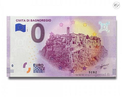 Italia 0 € 2020 Civita di Bagnoregio UNC