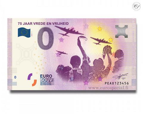 Alankomaat 0 € 2020 Maailmansota 75 v. UNC