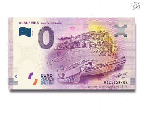 Portugali 0 € 2020 Albufeira UNC