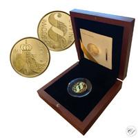 Suomi 100 € 2013 Valtiopäivät 150 vuotta kultaraha
