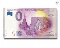 Suomi 0 € 2020 Ulvilan rahakätkö Special Edition