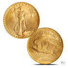 USA 1910 Saint-Gaudens KULTA Double Eagle