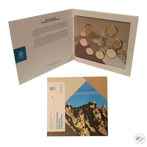 San Marino 2020 BU rahasarja 3,88 €