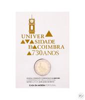 Portugali 2 € 2020 Coimbran yliopisto BU coincard