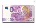 Suomi 0 € 2020 Suuriruhtinaat - Nikolai II UNC