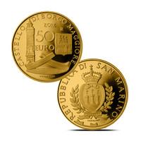San Marino 50 € 2012 Borgo Maggiore KULTA