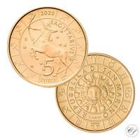 San Marino 5 € 2020 Zodiac - Jousimies UNC
