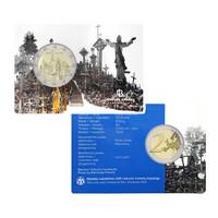 Liettua 2 € 2020 Ristikukkula BU coincard