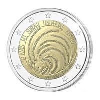 Andorra 2 € 2020 Yleinen äänioikeus 50 v. BU