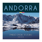 Andorra 2020 BU rahasarja