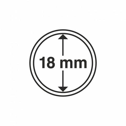Kolikkokapseli CAPS18 (USA Dime) 10 kpl
