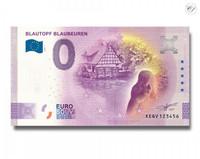 Saksa 0 € 2020 Blautopf Blaubeuren -juhlavuosiversio UNC