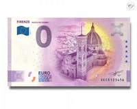 Italia 0 € 2020 Firenze & Piazza Del Duomo UNC