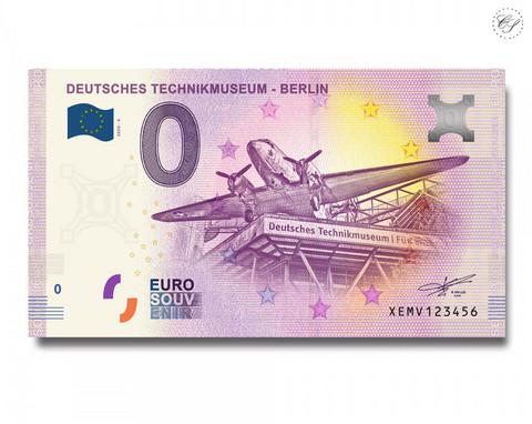 Saksa 0 € 2020 Saksan tekniikkamuseo UNC