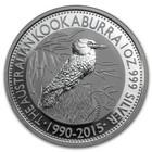 Australia 2015 Kookaburra hopearaha 1 unssi