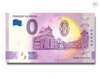 Slovakia 0 € 2020 Cerveny Klastor UNC