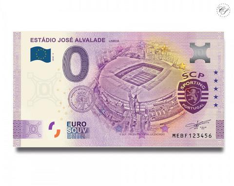 Portugali 0 € 2020 Estadio Jose Alvalade -Juhlavuosiversio UNC