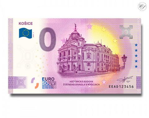 Slovakia 0 € 2020 Kosicen kaupunki UNC