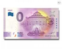 Ranska 0 € 2020 Vichy UNC