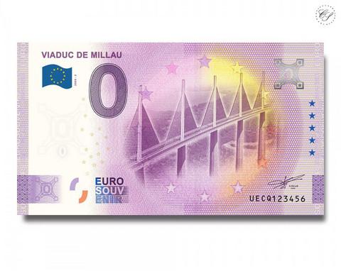 Ranska 0 € 2020 Millaun silta UNC