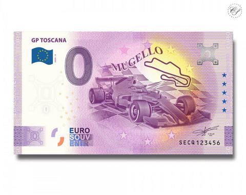 Italia 0 € 2020 Toscanan GP UNC