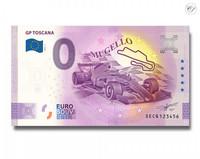 Italia 0 € 2020 Toscanan GP -juhlavuosiversio UNC